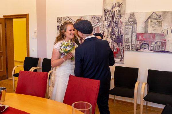 Hochzeit im Standesamt Dülmen