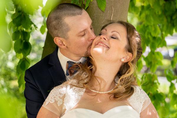 Brautpaar Bilder vom Hochzeitsfotograf
