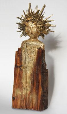 skulptur, bronze | höhe 30 cm