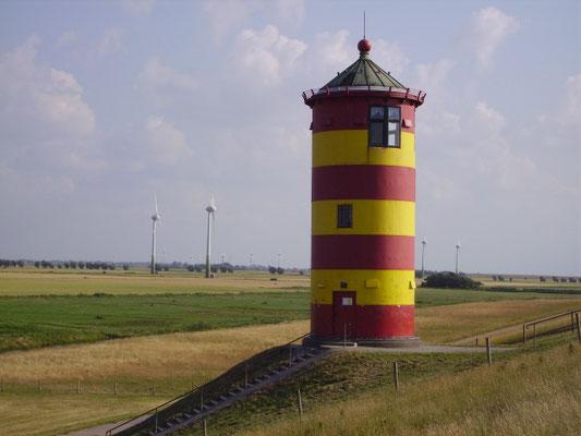 Pilsumer Leuchtturm (Fotoforum Aurich Inka Bokelmann)