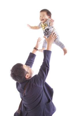 家族写真 スタジオ夢物語札幌