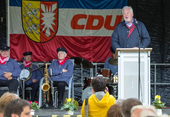 Dr. Peter-Harry Carstens, Ministerpräsident a.D.