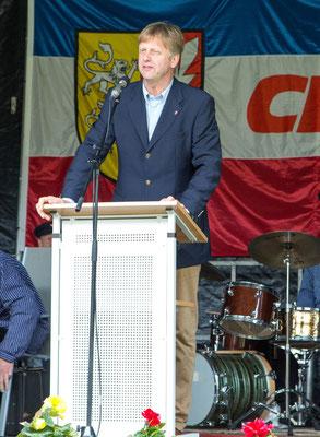 Heiner Rickers (MdL) und Vorsitzender CDU Kreisverband Steinburg