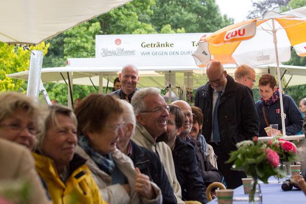 Andreas Faust, CDU OV Uetersen