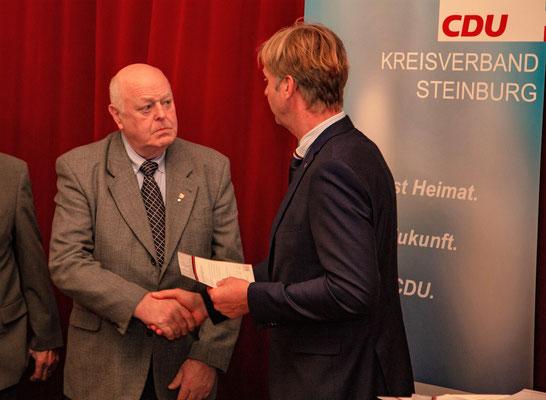 Hans-Hermann Holm - 40 Jahre