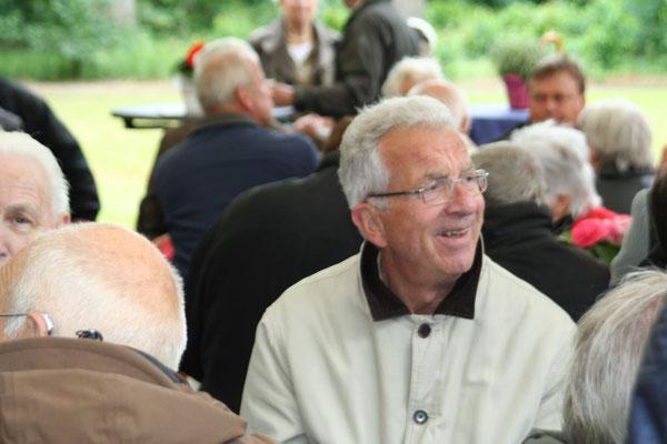 Dr. Karsten Nühs, begeistert wie alle anderen auch...