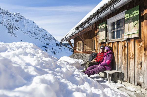 Skifahren, Snowboarden oder Winterwandern – vielfältige Aktivitäten im Brandnertal