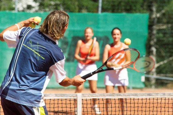 Appartement Zimbablick, Brandnertal - Tenniskurse