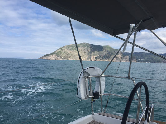Delivery Freju, Corfu middelandsezee