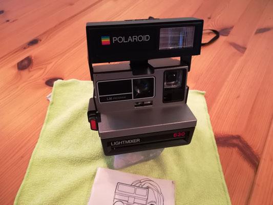 Polaroid-Sofortbild-Kamera 20.00