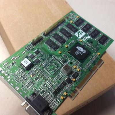 Rage 128 Video-Karte PCI für Mac 20.00