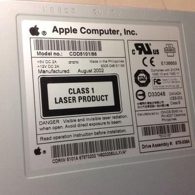 original Apple CDR-W Laufwerk  15.00