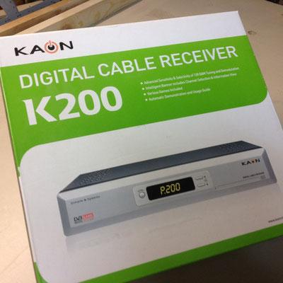 Digital Cabel-Receiver - Sat Empfänger DAB 20.00