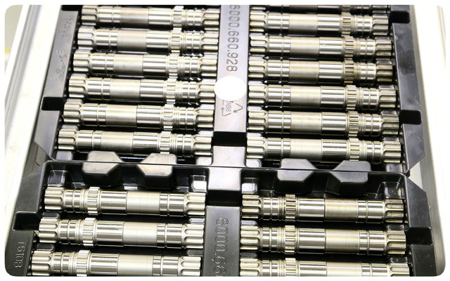 Einblicke in die Fertigung des Bosch Performance Line e-MTB Elektromotors