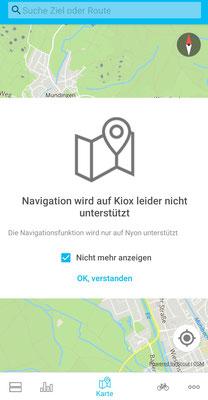Bosch KIOX Appansicht