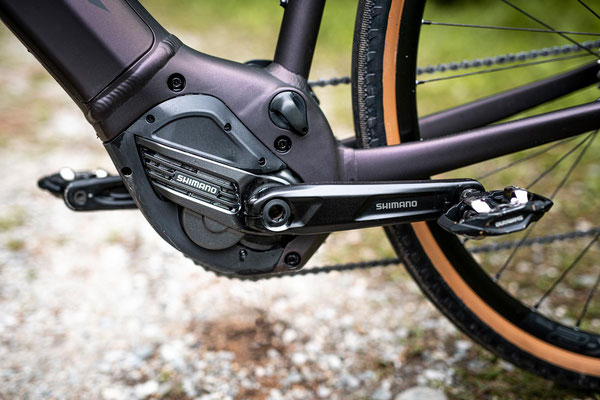 SyncDrive Pro Motor powered by Shimano EP8