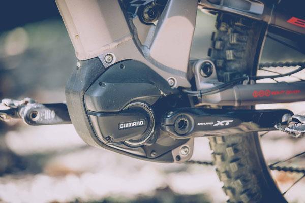 Shimano Steps E8000 e-MTB Motor