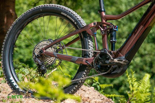 Die Maxxis Minion DHF Reifen