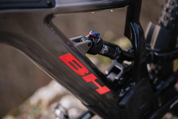 BH Bikes 2020 Atom-X Carbon.