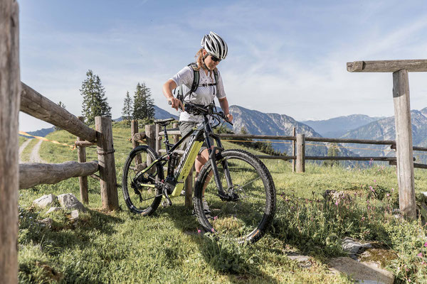 Corratec e-Mountainbikes