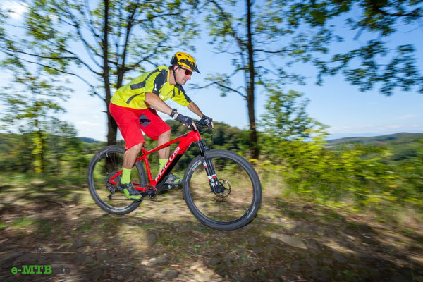 Focus Raven² Cross Country Hardtail e-MTB im Test