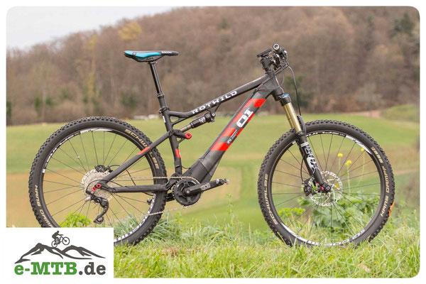 Rotwild R.Q1+ FS - Brose System - 21,2kg