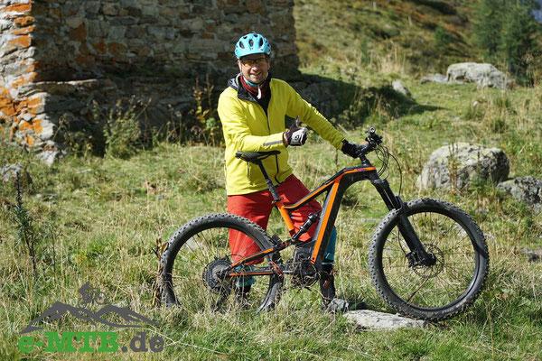 Alle Infos und Specs zu den e-Mountainbikes von BH Bikes 2019
