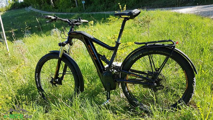 Das BH Bikes macht auch im Stillstand eine gute Figur