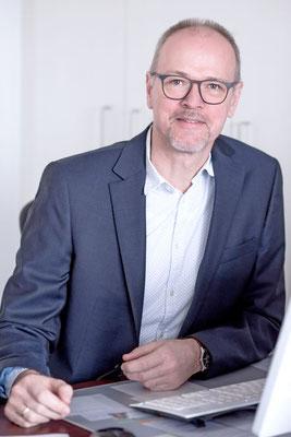 Klaus Buchauer sen.: Geschäftsführung