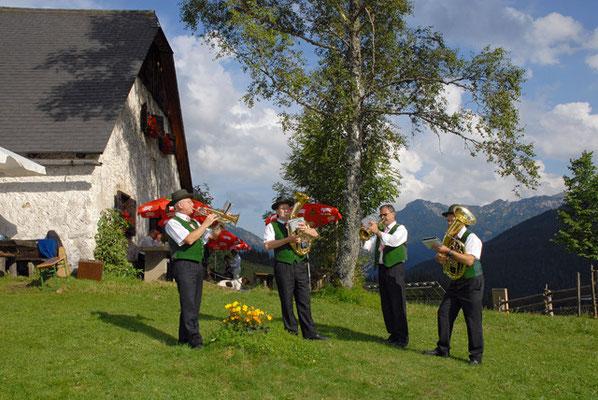 Almfest Puglalm 2007