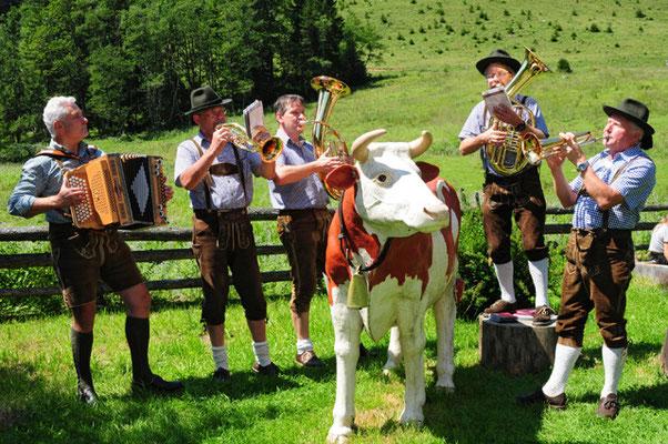 Almfest Laussabauernalm 2012