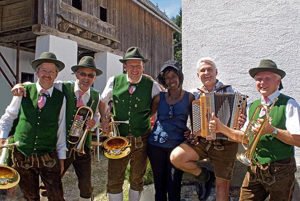 Almfest Eggl-Alm 2011