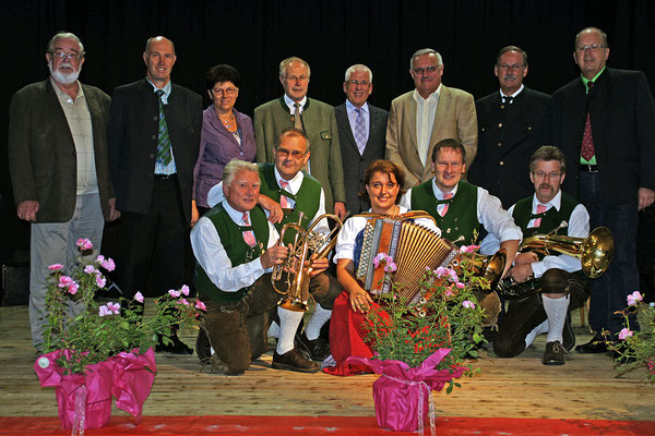 60 Jahre Siedlerverein Bezirksorganisation Steyr September 2012