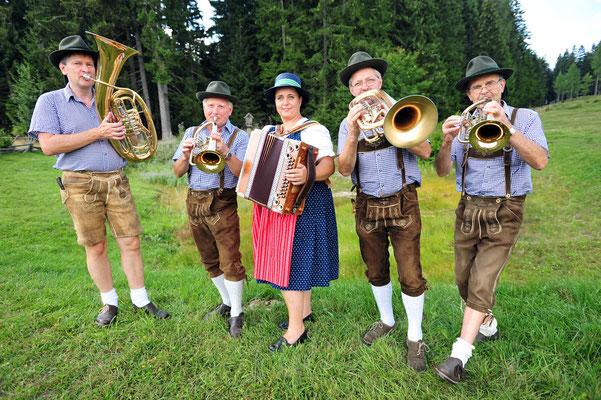 Almfest Schüttbauernalm 2015