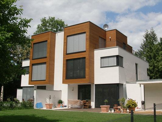 Mehr- und Einfamilienhäuser