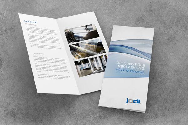 JODL - Imagefoldergestaltung