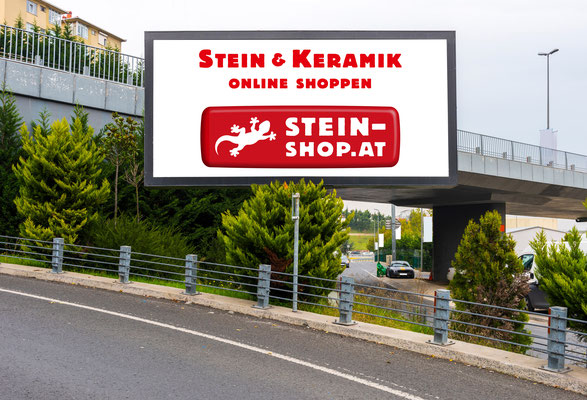 Plakatwerbung – stein-shop.at