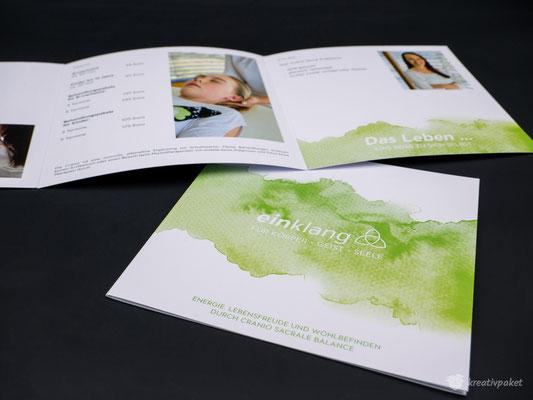 Folder – einklang Elke Heinzl