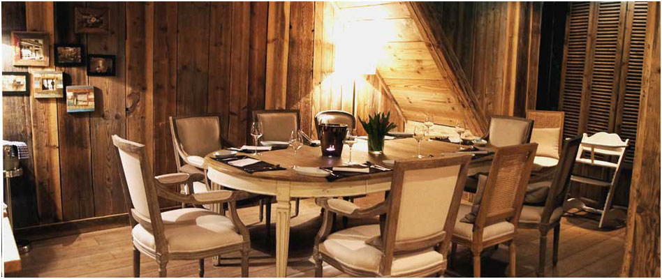 Ambiente in der Gastronomie