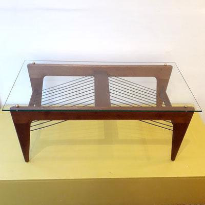 Designer inconnu, table basse éditée par Roche Ameublement, c. 1955