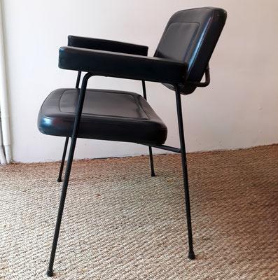Pierre Paulin, fauteuil bridge CM197 pour Thonet, c. 1959