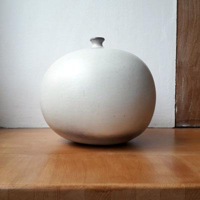 Jacques & Dani Ruelland, grand vase boule, c. 1980