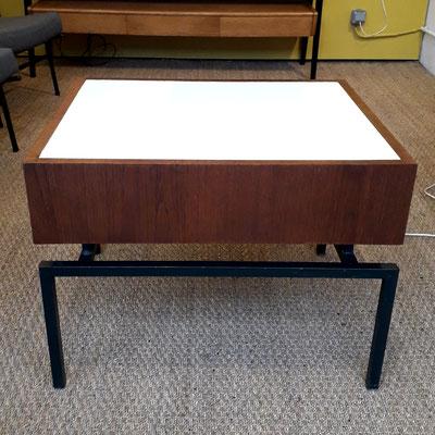 Designer inconnu, table basse éclairante, c. 1960