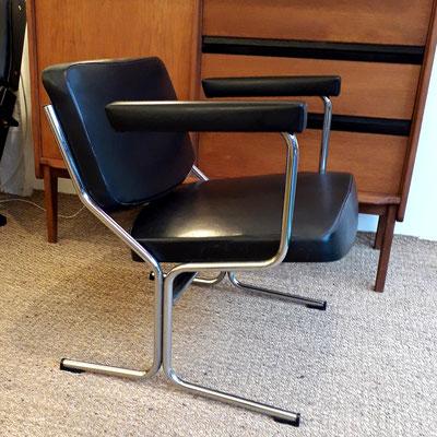 Pierre Paulin, rare fauteuil pour Thonet, c. 1963