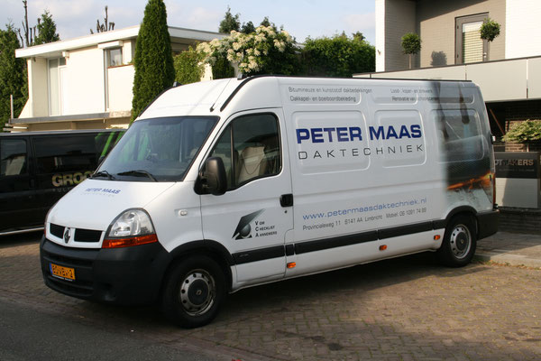 Peter Maas Daktechniek Limbricht