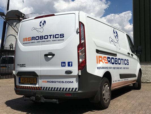 IRS Robotics Budel