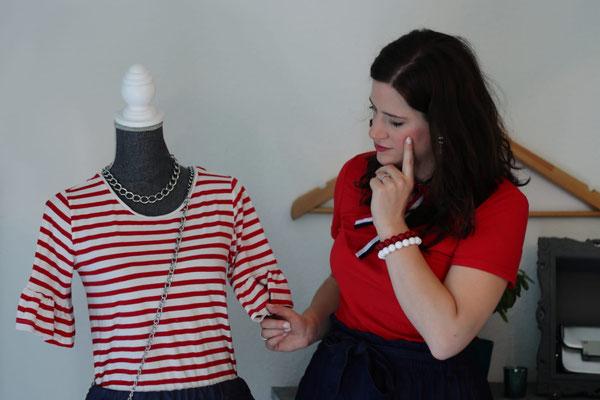 Langjährige Kleidungsstücke neu interpretiert