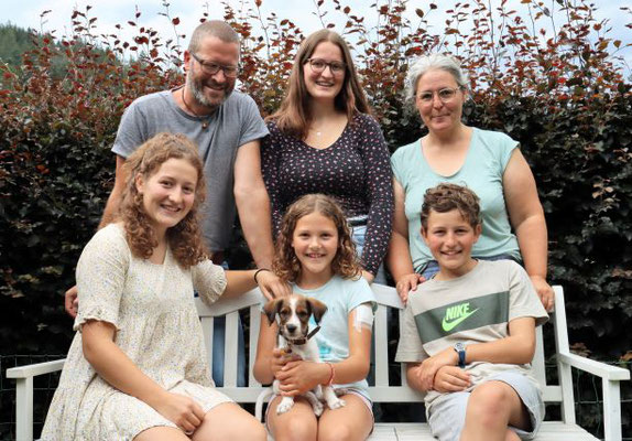 Familie von Ami-Filou