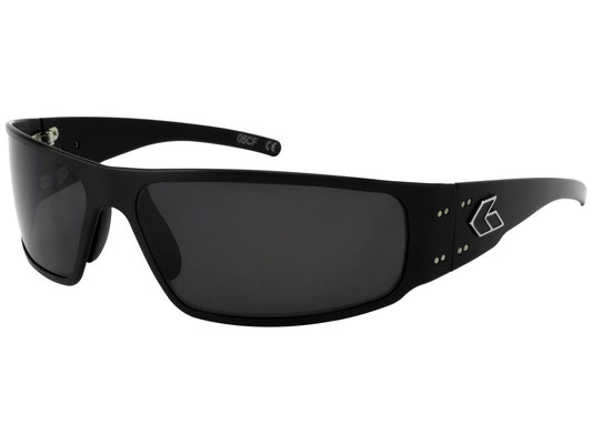 MAGNUM 2.0 Black Frame/Grey Smoked Polarized Lenses/¥27,000(税別)
