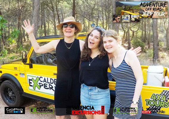 valencia tours en jeep / valencia 4x4 excursion / excursion 4x4 valencia / excursion sierra calderona / aventura 4x4 en valencia / safari en valencia / tour safari en valencia / jeep safari en valencia / excursion jeep valencia / valencia aventura / tours